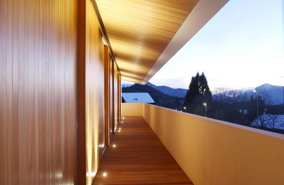 Альпийский дом в Больцано. Галерея