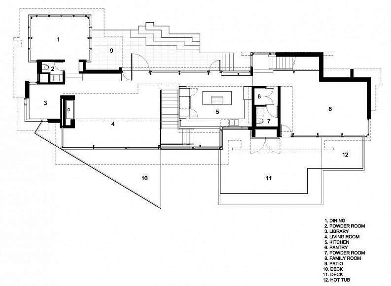 Проект House-4249. План